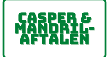 CASPER & MANDRILAFTALEN-QUIZ 1