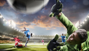 Fodboldquiz om målscorere