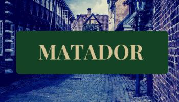 Matador-quiz - Quiz om Matador